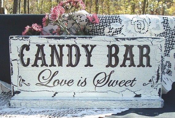 Love is sweet...