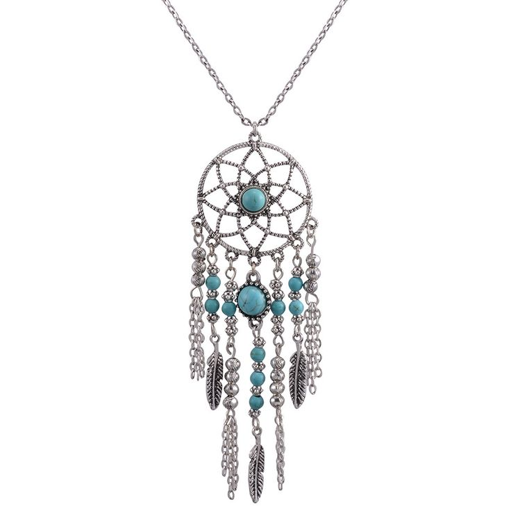 Find More Pendant Necklaces Information about Collier Femme Plume Dreamcatcher Native American Fringe Necklace Collier attrape reve Colares Boho Chic Collana Acchiappasogni,High Quality necklace telephone,China necklace bale Suppliers, Cheap necklace thin from AN-CE Jewelry Co.,Ltd. on Aliexpress.com