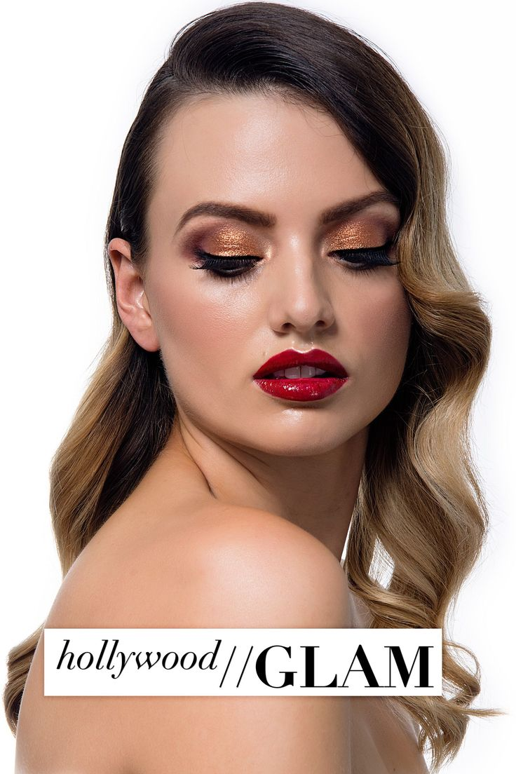 """Get the """"Hollywood Glam"""" LOOK!"""