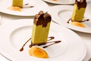 キッチンソープWSスペシャルローケーキ「柿とローチョコのケーキ」