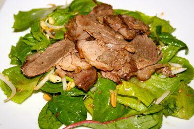 Resep Vietnamese Salad Daging Kambing
