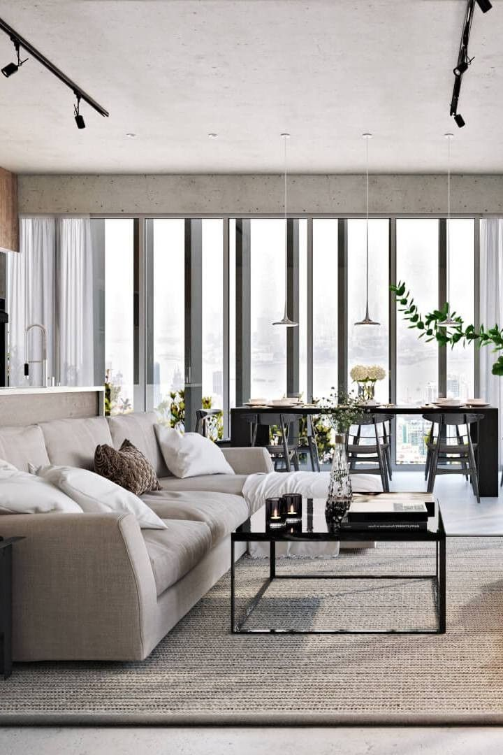 Living Room And Dining Design, New Style Living Room Furniture