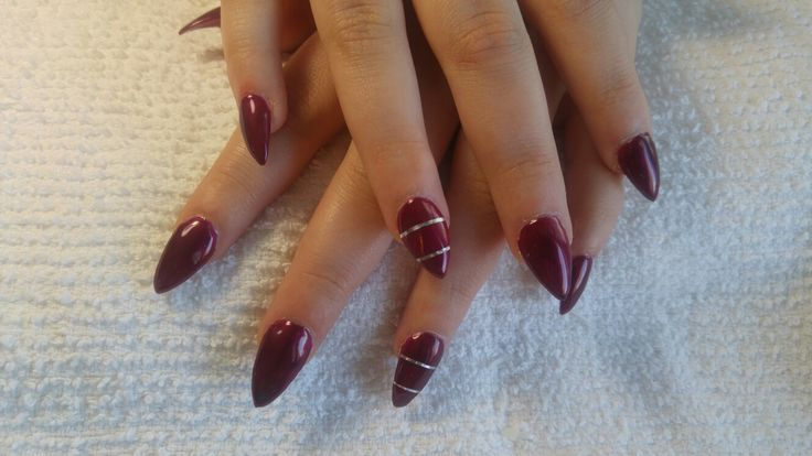 @opi Nail cliente  Home nailsalon #nail