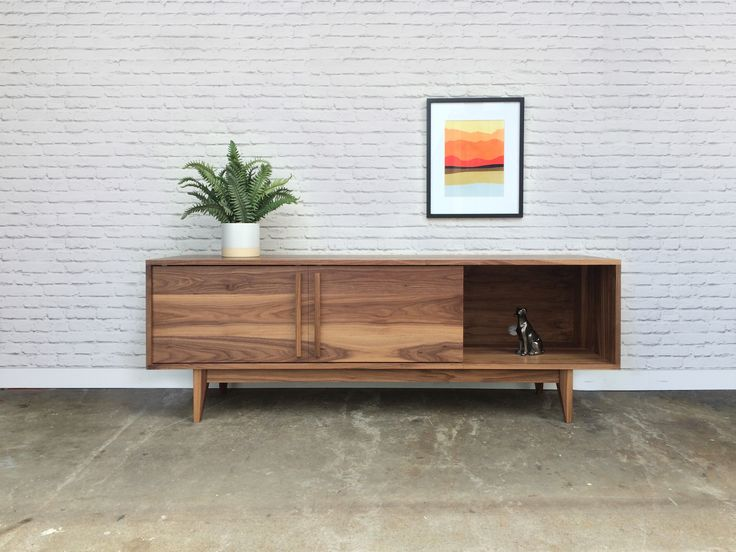 pretty inspiration modern credenza. Beautiful handcrafted furniture inspired by scandinavian design and mid  century modern 52 best Our work TV media stands credenzas with sliding