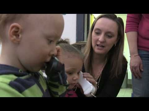 This video is a documentary type video that talks about the importance of play in early childhood. It includes comments and information from school teachers, speech and language therapists, and writers, and their feelings about the importance of play in early childhood!