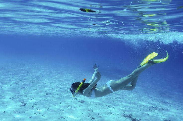Tres deportes acuáticos para practicar este verano
