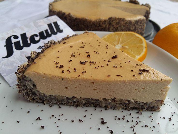 KOSPA - Makový cheesecake