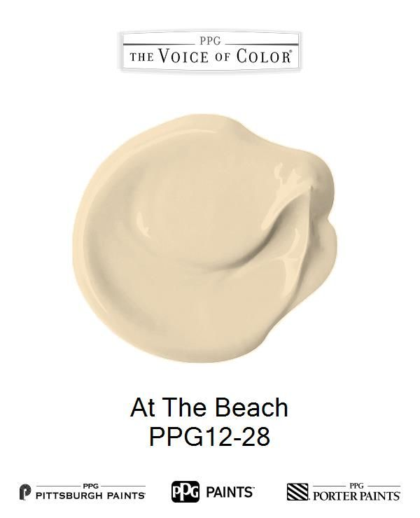 At The Beach is a part of the Atlantic collection by PPG Voice of Color®. This coastal paint color is inspired by the nautical color themes found along the Atlantic area. Browse this paint color and more collections for more paint color inspiration. Get this paint color tinted in PPG PITTSBURGH PAINTS®, PPG PORTER PAINTS® & or PPG PAINTS™ products.