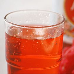 Rooh Afza, Summer Drink of The East. It's made of flower petals such as Gulab (Rose), kewra and other herbs.
