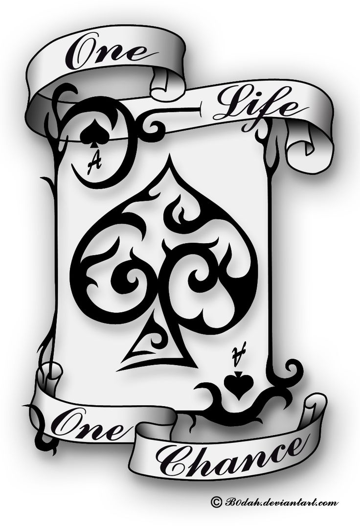 Ace Of Spades tattoo design by B0dah.deviantart.com on @DeviantArt