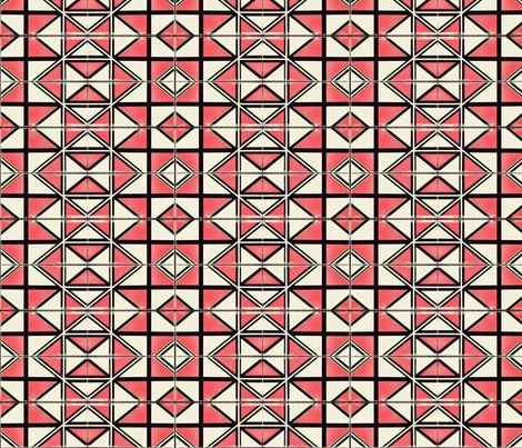 taniwha tiles fabric by reen_walker on Spoonflower - custom fabric