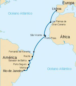 Gago Coutinho e Sacadura Cabral, herois portugueses que fizeram a primeira travessia aérea do Atlântico Sul   Asas e Flaps