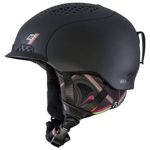K2 Womens Virtue Helmet Black Small -- Check this awesome product by going to the link at the image.