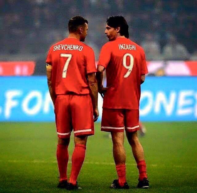 two legends (AC Milan)