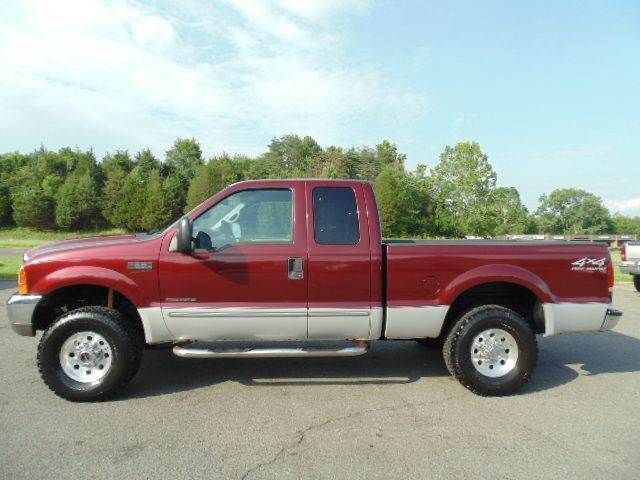 2000 Ford F 250 Super Duty Xlt Extended Cab 4x4 Short Bed 7 3l