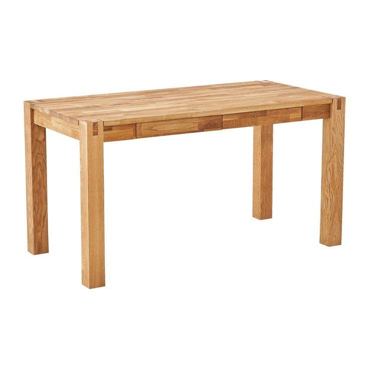 Schreibtisch Eiche   Schreibtisch Royal Oak preiswert - Dänisches Bettenlager