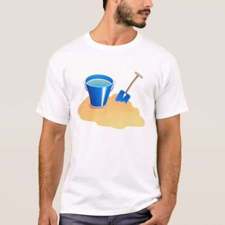 Bucket & Spade T-Shirt - tap to personalize and get yours