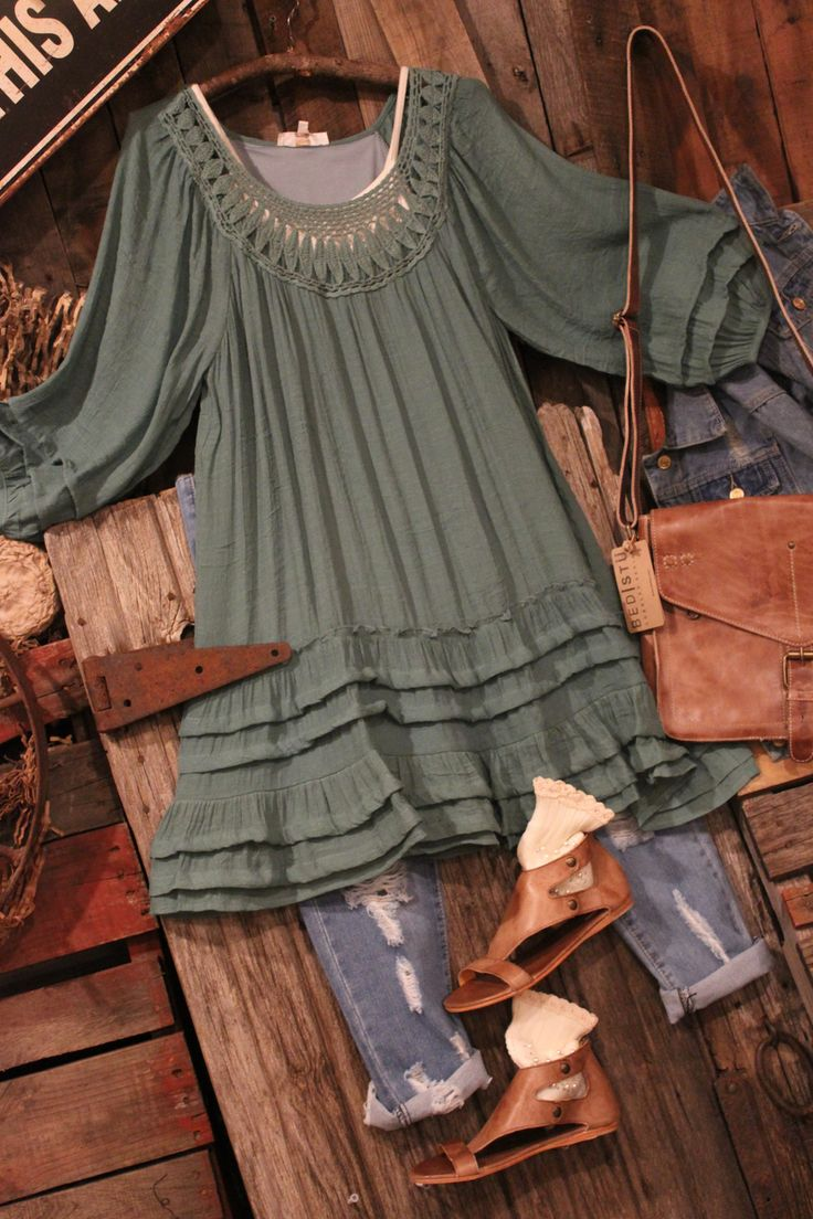 FARM GIRLS FANCY FRILLS - CRISP AIR SAGE..., $39.99 (http://farmgirlsfancyfrills.com/crisp-air-sage/)
