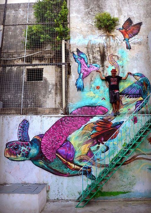 """by Farid Rueda - """"Broken Heart"""" - Cancún, Mexico - 2014 ♔QueenBee♔"""