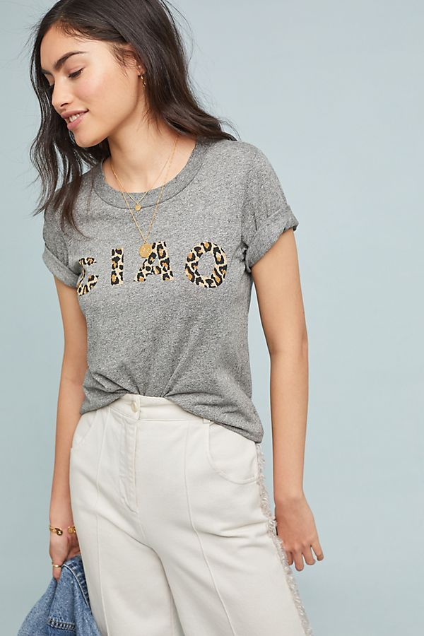 25fd3d63c Sol Angeles Leopard Ciao Graphic Tee in 2019 | RUPA 1/19 | Graphic ...