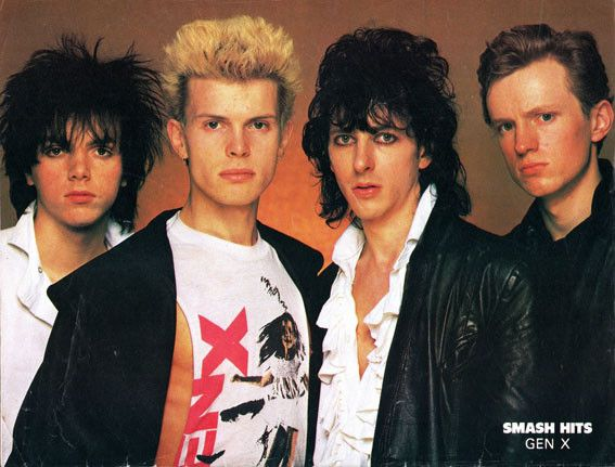 Generation X (4) Discography at Discogs
