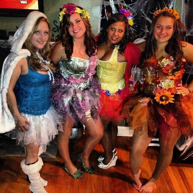 Best 25+ Four seasons costume ideas on Pinterest ...