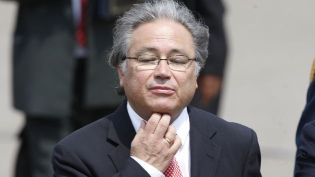 Walter Albán: Wilfredo Pedraza no tiene oficina en Ministerio del Interior #Peru21