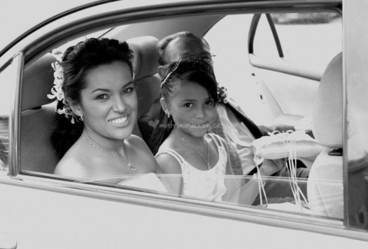 La novia de Arte & Concepto | www.matrimonio.com.co
