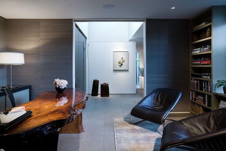 15 Original Home Office Designs With Unique Live-Edge Desk That Will Impress You   Architecture, Art, Desings   Bloglovin'