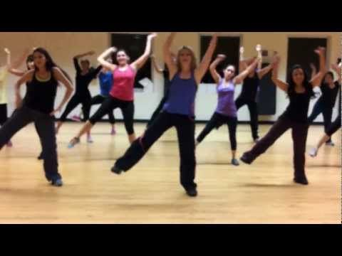 """Zumba to Will.I.am's """"Scream and Shout"""""""