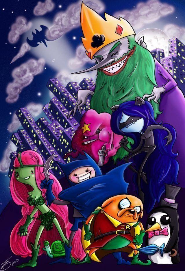 adventure time,фэндомы,adventure time art,Finn,Финн -парнишка,Jake,Джейк - Пес,Marceline,Марселин - Королева Вампиров,Princess Bubblegum,Бубльгум - Принцесса конфетного королевства,Ice King,Ледяной король,LSP,gunter
