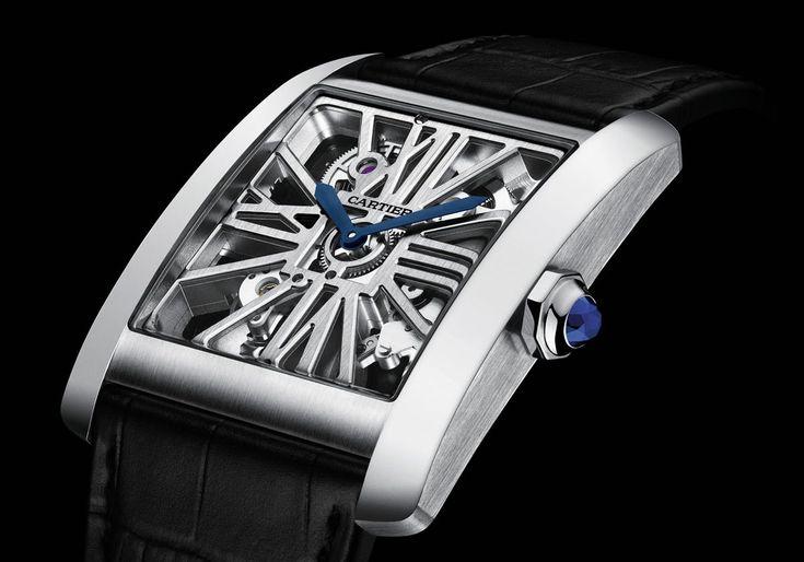Cartier ajoute une corde de plus à son arc et une montre de plus à sa ligne Tank. La Tank MC s'inscrit dans la droite lignée des autres montres Cartier.