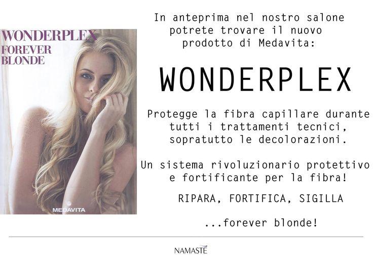 #wonderplex provatelo vi sorprenderà'
