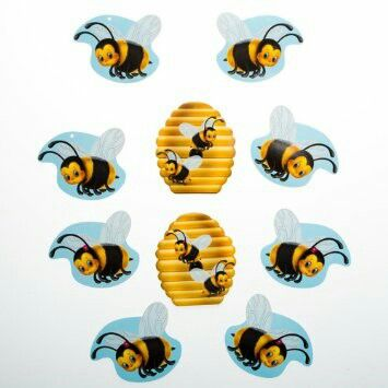 Shop For Mini Bumblebee Cutouts Decorations Plus Tons Of Other Stunning Party Supplies Favors And