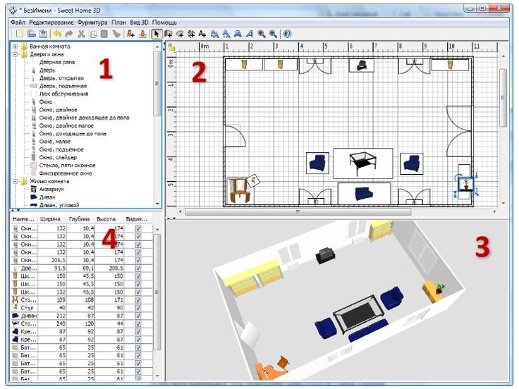 10 Best Free Online Virtual Room Programs And Tools Layout PlannerRoom