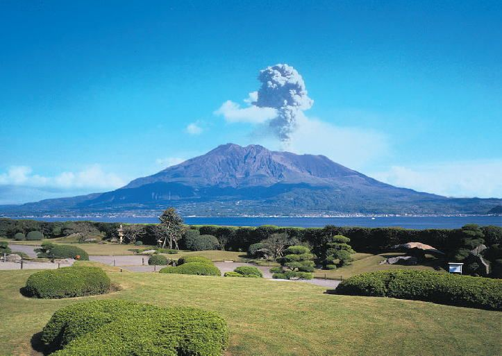 Sakurajima, Kagoshima 鹿児島 桜島