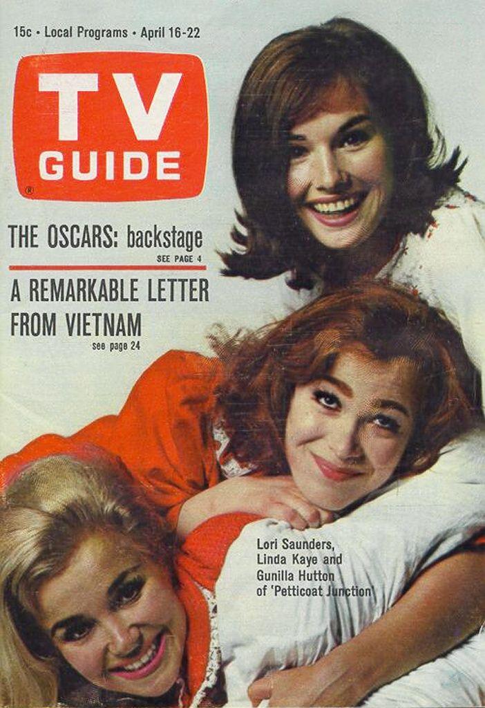 Lori Saunders Petticoat Junction Girls   Bradley Sisters from Petticoat Junction (top to bottom): Lori Saunders ...