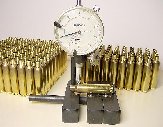 Complete Precision Case Prep within AccurateShooter.com