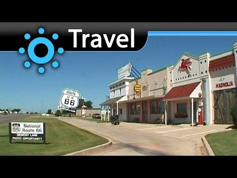 Best Service Stations Images On Pinterest Route Road - Route 66 youtube