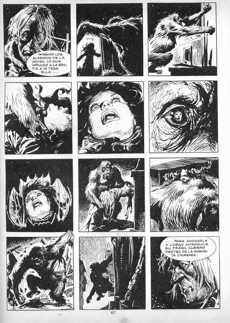 COMIC IS ART: José Ortiz