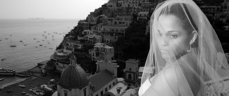 Distination Wedding in Positano