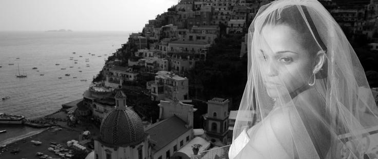 Distination Wedding in Positano