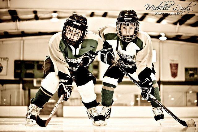 strikin up a hockey pose by michelle leudy1, via Flickr