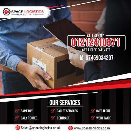 Same Day Delivery Courier Service In Uk Europe London