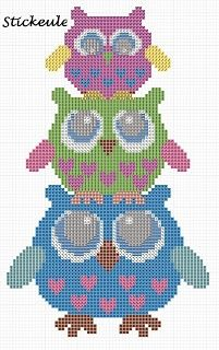 cross stitch patterns free printable | Cross stitch patterns