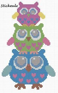 cross stitch patterns free printable | Cross stitch patterns