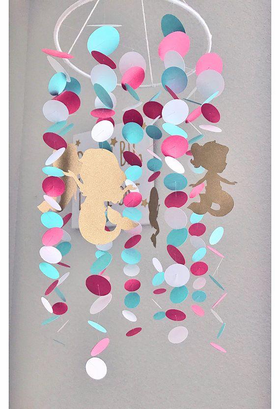 Mermaid Nursery - Nursery Ideas - Nursery Theme - Baby Girl Nursery - Teal and Gold Nursery - Coral and Teal Nursery - Gold Teal and Coral Nursery Theme - Coral Color Scheme - Teal Color Scheme - Nursery Color Scheme - Baby Girl Nursery Ideas - Mermaid Decorations - Mermaid Baby Shower - Baby Shower Ideas - Cute Baby Shower Gifts - Best Baby Shower Gifts - Baby Shower GIft Ideas - Baby Shower Ideas -Mermaid Baby Shower - Baby Shower - Gold Mermaid