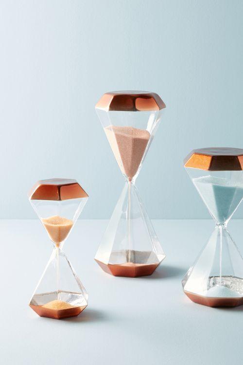 Pastel Sands Hourglass