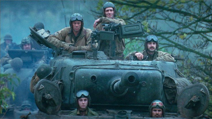 'Fury' Review: Brad Pitt returns to World War II films, joined  by Shia La Beouf and Logan Lerman in a stirring ensemble action film about a tank crew behind enemy lines near the war's end.  Deadline's Pete Hammond reviews the film here:  http://deadline.com/2014/10/fury-review-brad-pitt-shia-la-beouf-851303/  He says it's definitely a keeper, and one of Pitt's best performances ever. Check it out and let us know what you think.