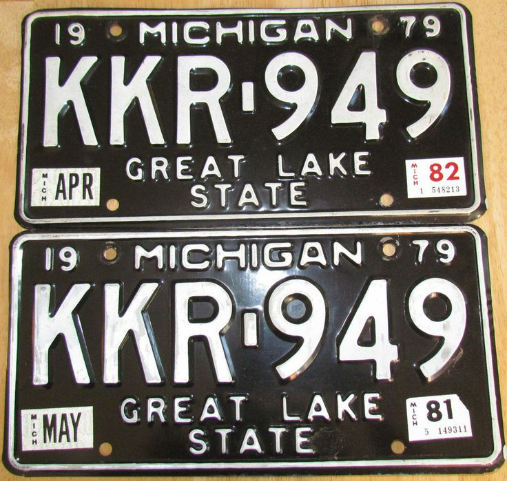 10 best License Plates images on Pinterest | Licence plates, License ...